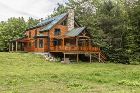 1178 Chateauguay Road Bridgewater VT 05034