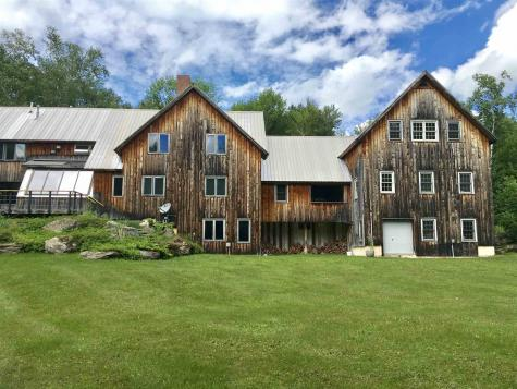 3382 Sterling Valley Road Stowe VT 05672