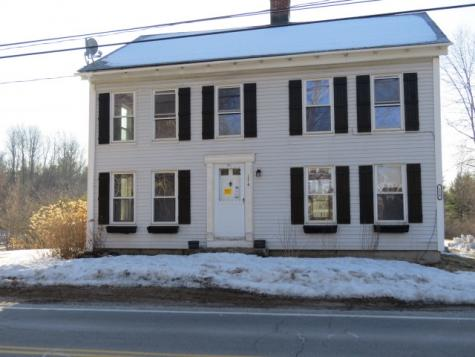 134 Salisbury Road Franklin NH 03235
