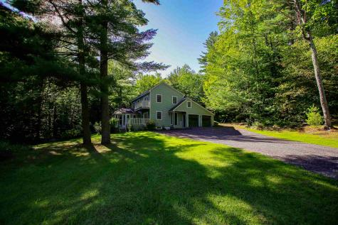 900 South Hill Road Moretown VT 05660