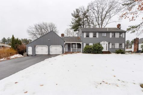 92 Parnell Place Nashua NH 03060