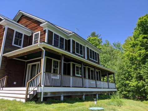 1084 Plunkton Road Warren VT 05674