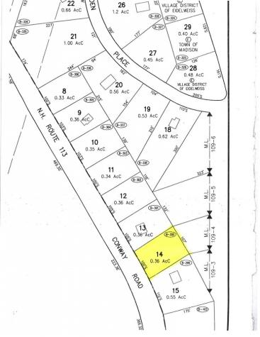 Lot 14 Conway Road Madison NH 03849