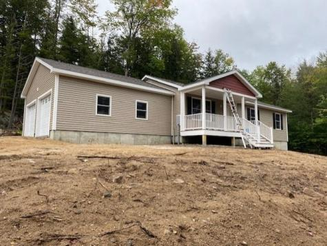 Lot 4 Chickville Road Ossipee NH 03864