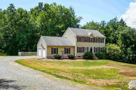 32 Hubbard Hill Road Rindge NH 03461