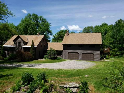 33 Webster Pass Road Springfield NH 03284