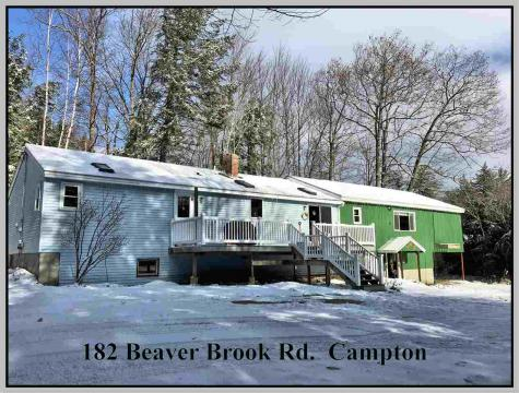 182 Beaver Brook Road Campton NH 03223