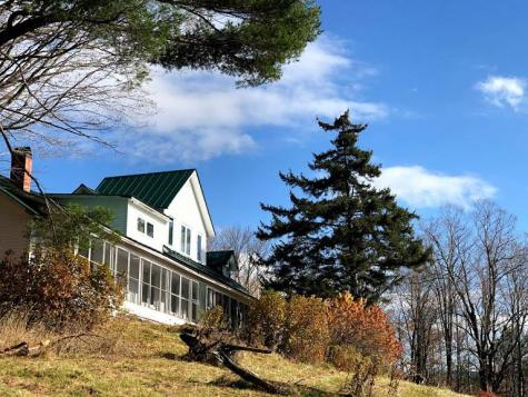 406 Shepard Hill Road Warren VT 05674