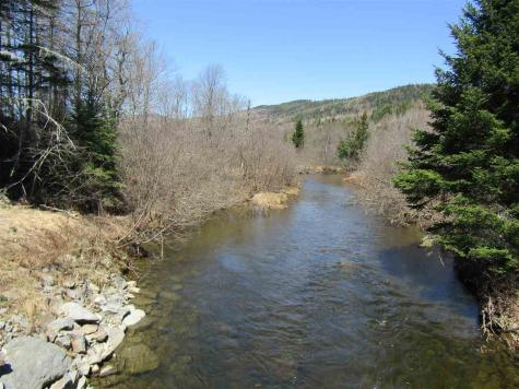 Route 26 Millsfield NH 03579