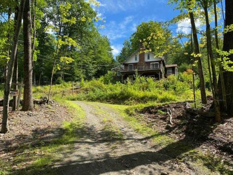 140 Timson Hill Road Newfane VT 05345