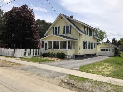 109 Wilkins Street Morristown VT 05661