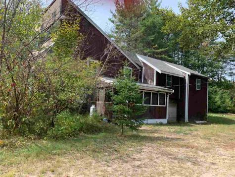 451 Green Mountain Road Effingham NH 03882