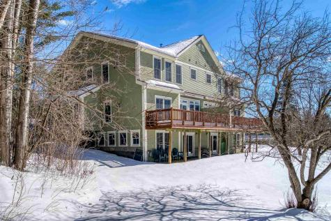 36 Savage Pond Road Stowe VT 05672