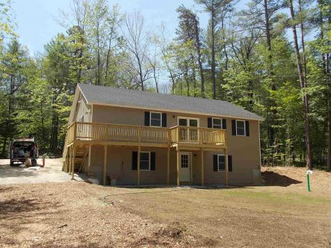 60 Mountain View Drive Conway NH 03818