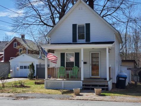 16 Mary Street Springfield VT 05156
