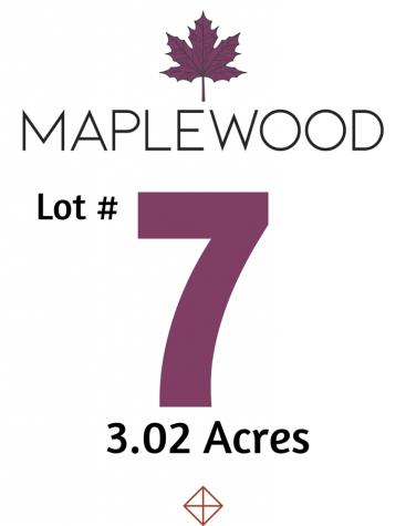 Lot 7 Maplewood Candia NH 03034