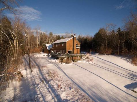 2842 Thompsonburg Road Londonderry VT 05155
