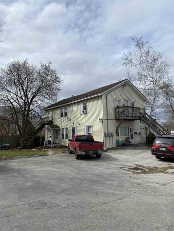 36 36 1/2and 38 Washington Street Rutland City VT 05701