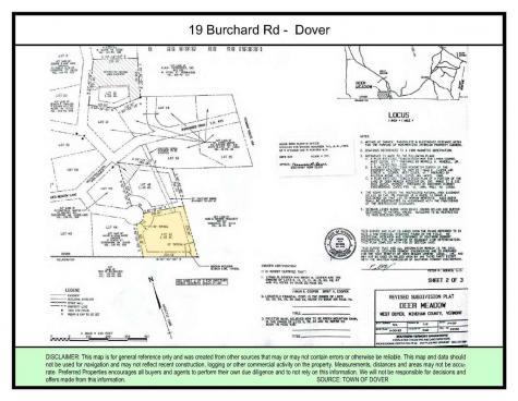 19 Burchard Road Dover VT 05356