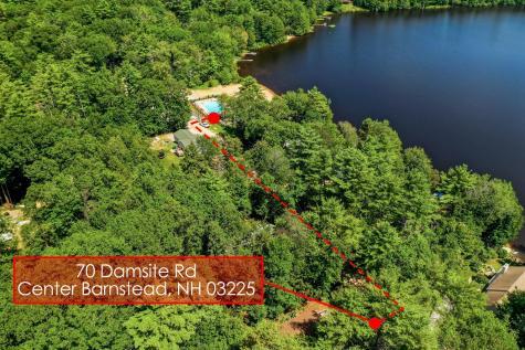70 Dam Site Road Barnstead NH 03225