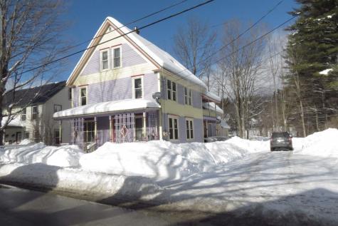56 Pleasant Street Ludlow VT 05149