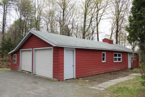 1676 Thrasher Road Weathersfield VT 05089