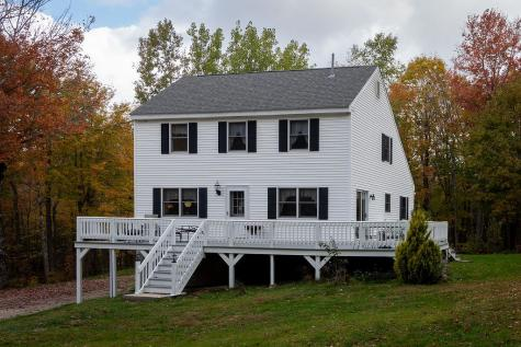 1262 Halfmoon Pond Road Washington NH 03280