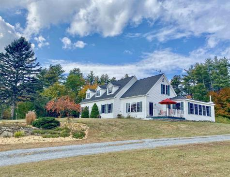 35 Pinnacle Road Lyme NH 03768