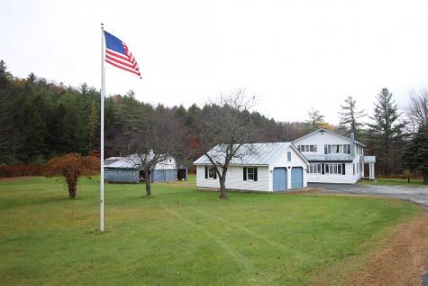 6871 Vermont Route 12 Barnard VT 05031