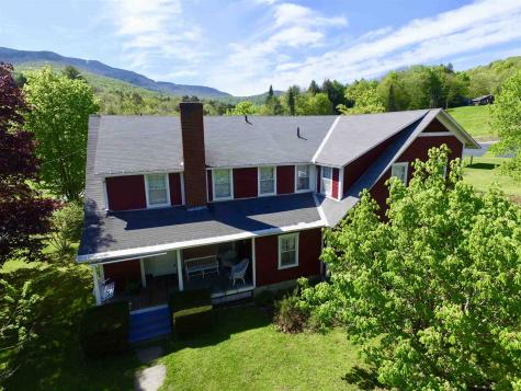 1912 Mill Brook Road Fayston VT 05673