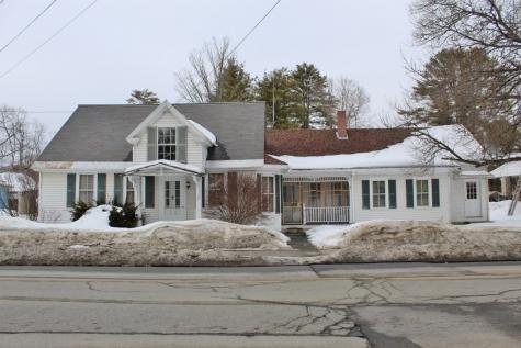 63 Main Street Springfield VT 05150