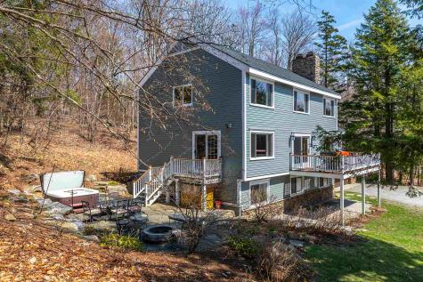 139 High Meadow Road Winhall VT 05340