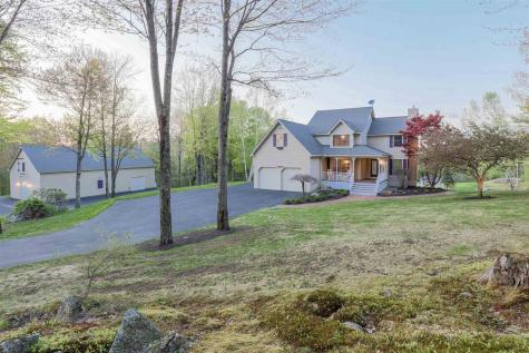 58 Blueberry Hill Road Meredith NH 03253