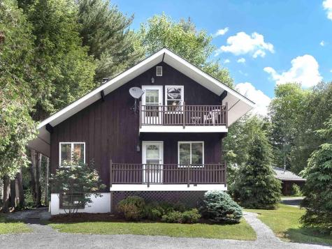 3180 Mountain Road Stowe VT 05672