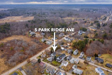 5 Park Ridge Avenue Rye NH 03870