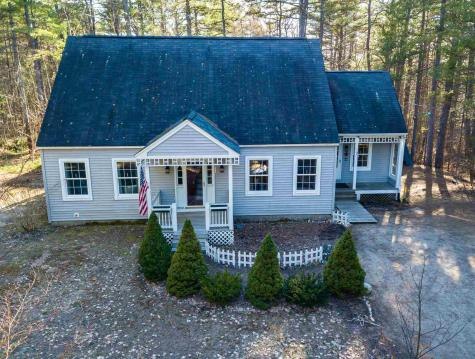 3883 Province Lake Road Wakefield NH 03830