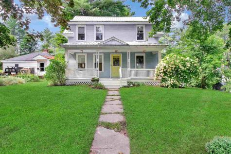 36 Emerson Street Plymouth NH 03264