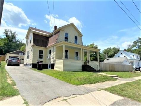 8 Hartford Street Claremont NH 03743