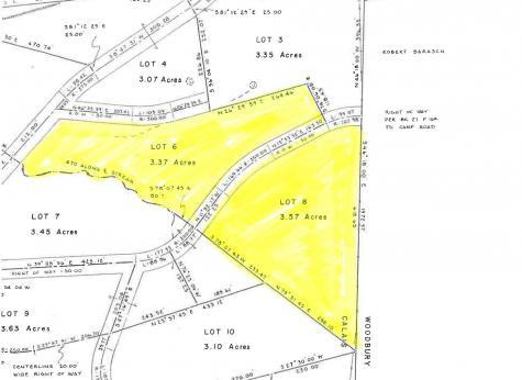 6&8 Barnett Road Calais VT 05648