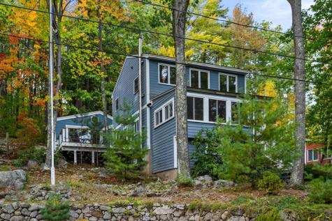 20 Varney Point Road Right Road Gilford NH 03249