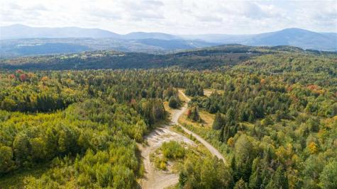 Bennett Hill / Spruce Ridge Colebrook NH 03576