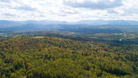 Bennett Hill / Spruce Ridge Colebrook NH 03576