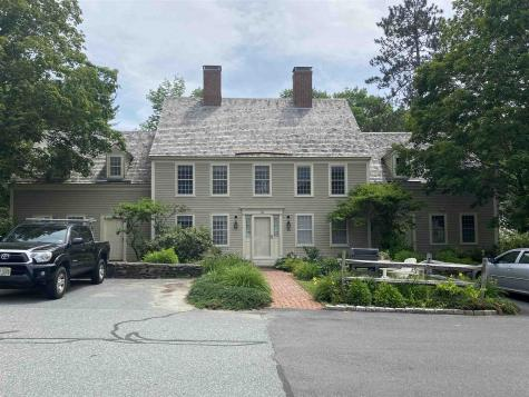 85 Dartmouth College Highway Lyme NH 03768