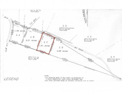 Lot 5C Bix Stockbridge VT 05772