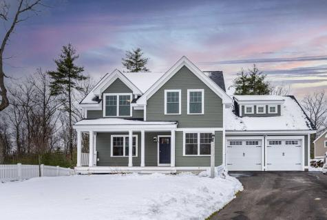 Lot 132 Lorden Commons Londonderry NH 03053