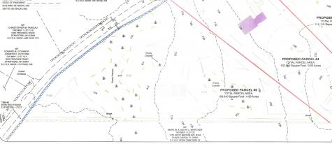Map 1, Lot 18-5 Province Road Strafford NH 03884