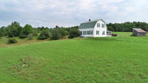 1369 West Glover Road Irasburg VT 05845