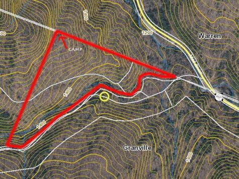 Leland Jones Trail Granville VT 05747