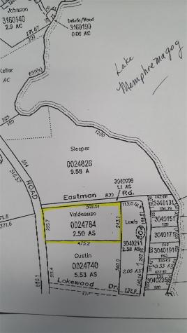 Lot 2 Lake Road Newport Town VT 05857