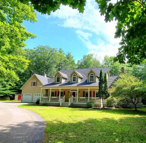 326 Forest Road Wolfeboro NH 03894
